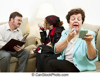 consiglio, -, famiglia, neglectful