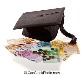 consiglio mortaio, e, il, euro., educazione, costi, in,...