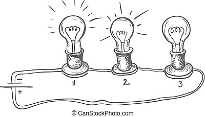 consistently, bulbs., flackerte