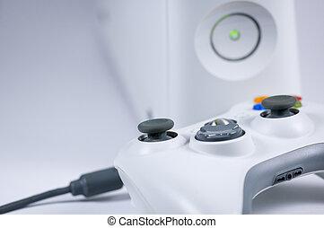 console, gamepad