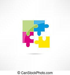 consortium, icône