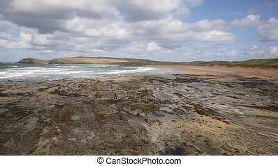 Constantine Bay North Cornwall UK - Constantine Bay Cornwall...