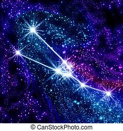constelación, tauro