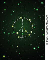 Constellation of peace