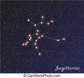 constellation sagittarius