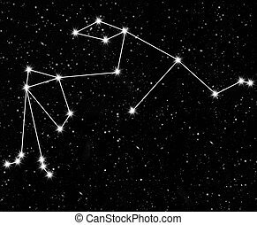 constellation, verseau