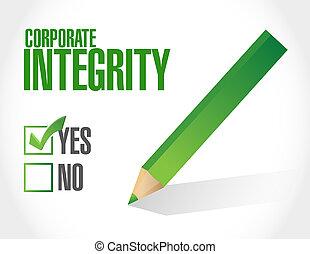 constitué, approbation, concept, intégrité, signe