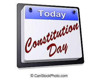 constitución, día