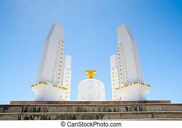 constitución, monumentos