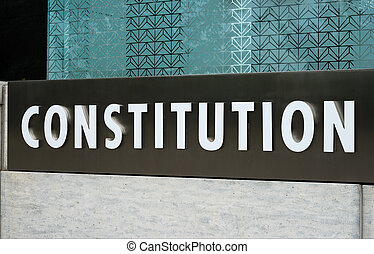 Constitution concepts of rights, law, and freedom