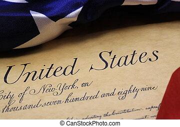 constitution, de, etats-unis