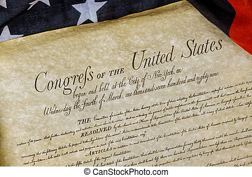 constitutional, 州, 4, 大会, 1787., 憲法, 国民の アーカイブ, 最初に, アメリカ, ページ, 合併した