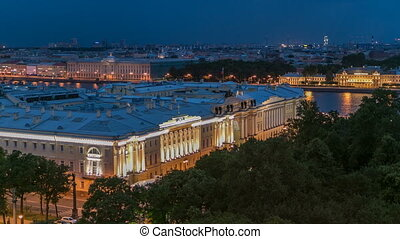 Constitutional Court of Russian Federation timelapse in...