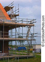 construção lar