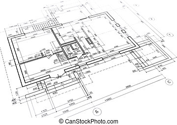 construção, planos