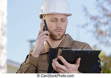 construcción, agente, relaying, el, información
