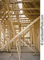 construcción casera, 2