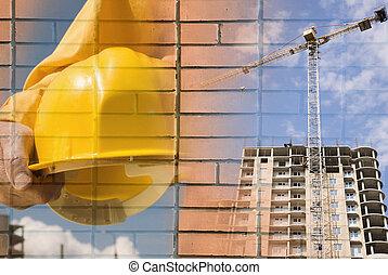 construcción, concepto
