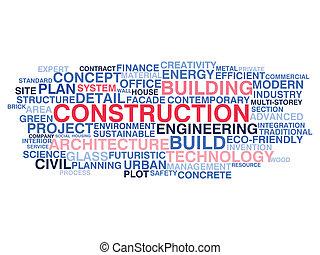 construcción edificio