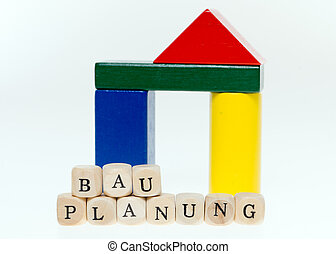 construcción, planificación