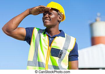 constructeur, africaine