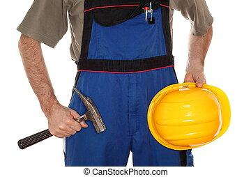 constructeur, marteau