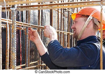 constructeur, site construction, fonctionnement
