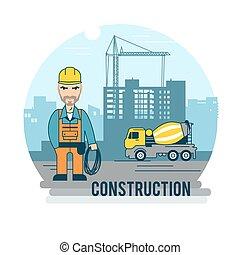 constructeur, work.