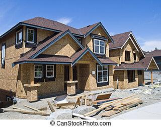 constructio, nouvelle maison