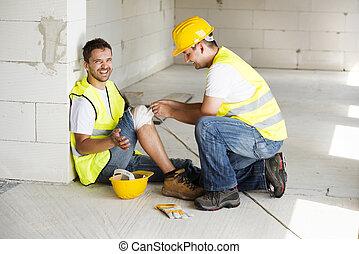 construction, accident