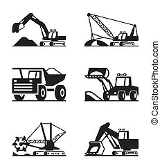 Construction and minning equipment - Heavy construction and...