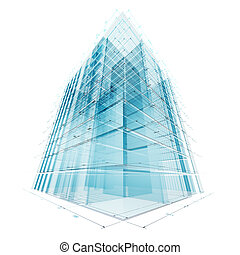 Construction architecture industry