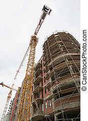 construction bâtiments, sous