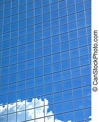 construction bleu