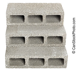 Construction Blocks Stairs