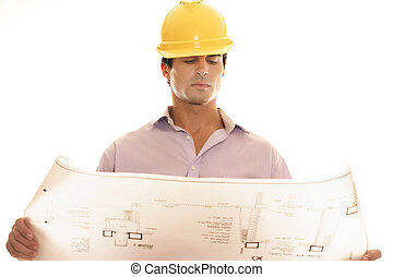 Nothing is more essential in the construction industry than reading and understanding a variety of blueprints. Blueprints are exact detailed scaled drawings of plans of a home, building, or other structure.