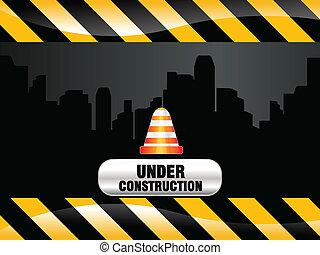 construction, brillant, résumé