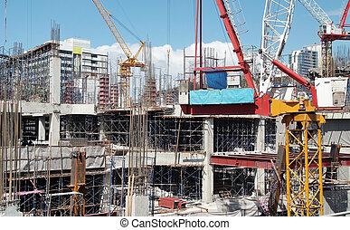 Construction building 1