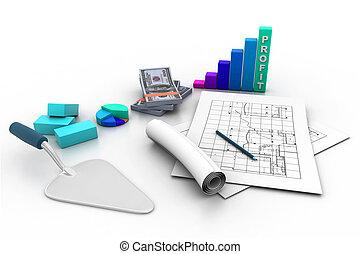 Construction concept