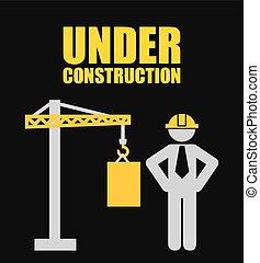construction, conception
