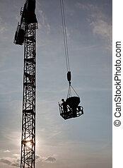 Construction -concrete work