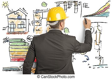 Construction engineer - Engineer that calculates the energy ...