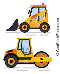 Construction Equipment and Machinery Building