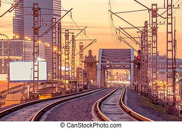 construction, ferroviaire