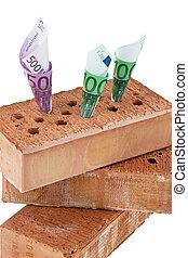 construction, financing, building society.
