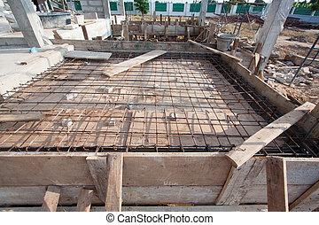 construction floor
