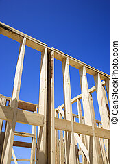 Construction framework.