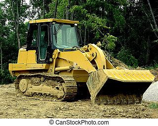 Front Loader - Construction - Front Loader *** A front ...