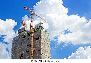 construction high rise