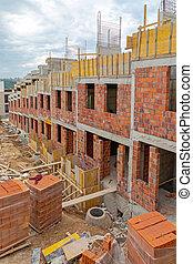 Construction Housing Site